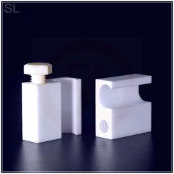 Custom высокоточные промышленные изоляционные белого алюминия керамики