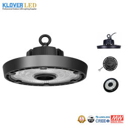 LED High Bay industriel Light Super Bright 200W UFO LED High Bay lumière