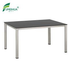 HPL 콤팩트 합판 제품 현대 식탁 상단 나무