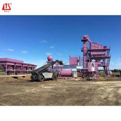 Impianto di miscelazione d'ammucchiamento dell'asfalto caldo mobile della miscela di alta qualità