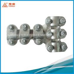 T-Connettori serrati alluminio elettrico dei montaggi