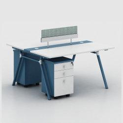 상업적인 강철 프레임 사무용 가구 프로젝트 멜라민 행정실 테이블 책상