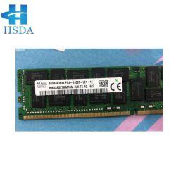 Hmaa8gl7AMR4n-UH Hynix 64 جيجابايت PC4-19200 DDR4-2400MHz ECC Registered RAM