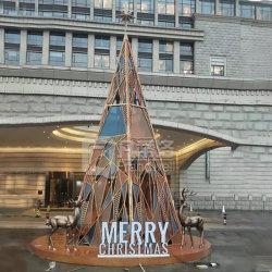 Водонепроницаемый чехол для установки вне помещений 10м акриловый Xmas дерева для рождественские украшения