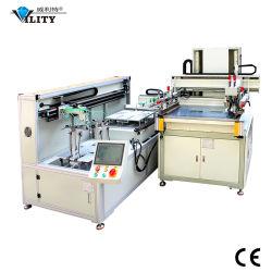 자동 아크릴 시트 실크 스크린 인쇄 프레스 기계