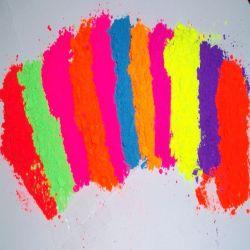 Multi-Colored colorants fluorescents néon couleur Pigments pour bougie de cire de décisions