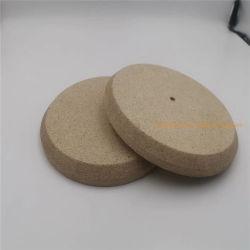 Fonte vermiculite ignifugé Personnalisez le brique vermiculite pour l'isolation thermique de chauffage électrique, cheminée