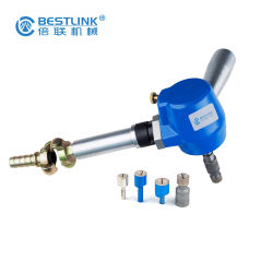 Botón de mano neumático Rock Drilling Bits herramientas de afilado con pasadores de molienda