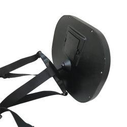 Novo ABS acrílico inquebrável Design de Rotação da Luz de LED Bebê Safety Car espelho retrovisor para banco traseiro