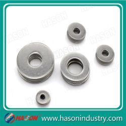 Dureza Elevada High-Precision Arruela Anti-Loosing em aço inoxidável com resistência ao desgaste