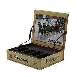 Caja de regalo cosmética rígido personalizadas, menaje para preparar té / café impresas Embalaje Almacenamiento Joyería Caja Caja de papel por el perfume / Joyas / peluca de cabello Extensio /