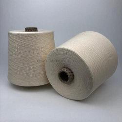 60 ثانية أبيض خام 100% قماش مكوم صغير مصنوع من القطن يارن سبينيوم