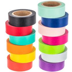 Bunte Washi Papierband für Dekoration Masking