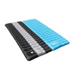 Großverkauf kundenspezifisches Firmenzeichen aufblasbares Airbed Matratze-Königin-Größen-Luft-Bett mit Pumpe