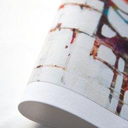لوح الرسم على قماش كبير بالجملة أبيض فارغ لوحة طباعة لوح نسيجي