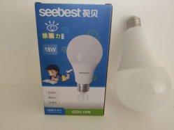 High Bright Seebest E27 B22, boîtier en aluminium en plastique ampoule LED
