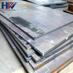 ASTM A36 stalen plaat Prijs HR stalen spiraalplaat Warmgewalst PLAATSTAAL 4X8 MS-plaatstaal, middeldik staal Blad