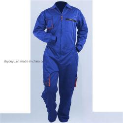 工業用衣服建設用衣服安全服全体的に均一な作業 ガーメントワークウェアカバーオールワークウェア