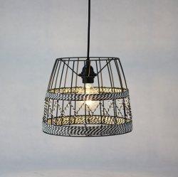 LED ثريا كريستالية زجاجية حديثة وزخرفية سقف صافي ظلال مصباح الدلاية المعلق الداخلي بالفندق