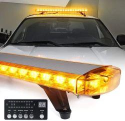 Светодиоды высокой мощности строительных аварийное освещение бар светодиодная предупреждающая Стробоскоп