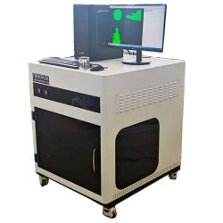 3D Crystal Cube Laser Subsurface 조각된 Engraving Machine M훈장제품 최저 가격