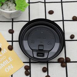 Одноразовый PP бумаги крышки багажника крышки чашки кофе чашку пластмассовую крышку
