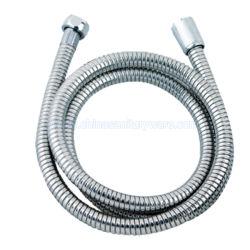 Acciaio inox 201/304 doppio blocco tubo flessibile estensibile tubo flessibile doccia (HY6003)