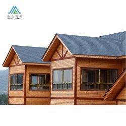 남아시아 아스팔트 성채 지붕공사 재료