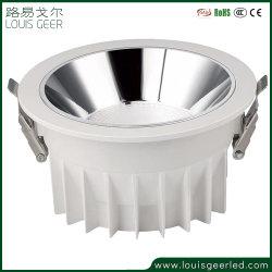 10W-50W 2020 новый дизайн встраиваемый светодиодный индикатор заводская цена затенения теплый белый цвет светодиодный фонарь направленного света