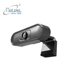 2020 het Hete VideoConfereren Webcam die 1080P/720p van Amazonië de Camera van het Web USB met Micro Webcam stromen