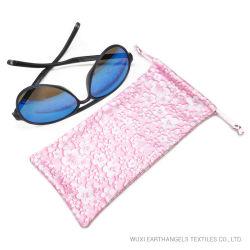 عادة علامة تجاريّة يطبع [ميكروفيبر] نظّارات شمس كيس حقيبة
