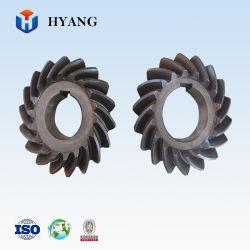 Китай на заводе Custom нестандартных прямозубой цилиндрической шестерни и конической шестерни