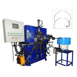 La profesión de alto rendimiento de la cuchara de 5mm Mango de Metal Cable/máquina de formación para la venta máquina de doblado de hebilla