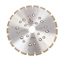 Horizontaler Ausschnitt-Diamant des heißen Verkaufs-D350 Sägeblatt für Granit-Blockschneiden