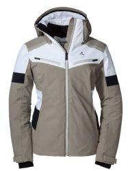 Señoras/transpirable resistente al agua termal de relleno hacia abajo ropa deportiva/snowboard/Chaqueta de nieve