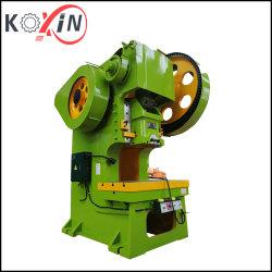 J21 de la série de haute qualité presse mécanique d'inclinaison Open-Type poinçonneuse