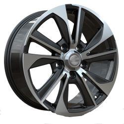 """18"""" Nuevo diseño de aluminio de Toyota, colocar la llanta de vehículo coche Autopartes Llanta de aluminio"""