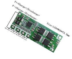 Fournisseur de BPC 4s BMS LED 10A 18650 batterie lithium LiFePO4 de façon plus intelligente de PCB/Office de protection PCM