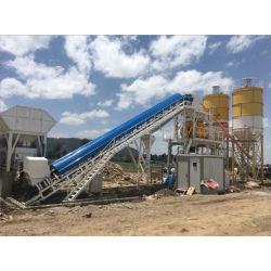 Truemax mecanismos concretos el CBP (HZS60S60) Sicoma Mxier fijo de la capacidad de mezcla de estacionario mezcladoras de hormigón de cemento planta de procesamiento por lotes