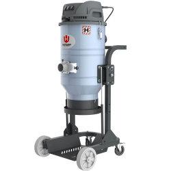 La fábrica de Servicio Pesado de alimentación 110V 220V húmedo o seco Filtro HEPA piso de cemento de hormigón eléctrica Extractor de colector de polvo Aspirador industrial