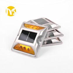 太陽電池式充電 Cat 目反射プラスチック 20 トンロードスタッド LED ロードリフレクタ