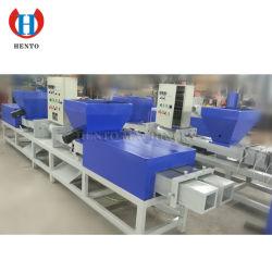 Elektrische Hochwertige Holz Palettenfüße Heißpressen Maschine / Holz Sägemehl Block, Der Maschine Herstellt