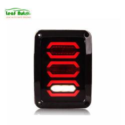 Pour feu arrière LED fumé Jeep Wrangler frein de marche arrière Feux clignotant de Jeep JK 2007 - 2017