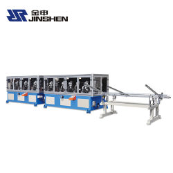 Automatisches numerisches Steuerpapier-Gefäß-Poliermittel-Poliermaschine