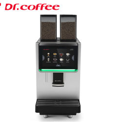 3.5L Fridge와 The Cup Wamer Rack를 가진 Coffee F2-H Horeco Commercial Coffee Maker 박사