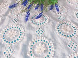 Accessori tridimensionali del merletto dei vestiti del ricamo