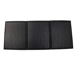 150W lichtgewicht Hoge Efficiency die Zonnepaneel voor het Openlucht Kamperen vouwen
