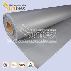 高品質のシリコーンゴムコーティングの耐火性のガラス繊維ファブリック