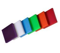 Folha de acrílico PC PVC Folha PS Produtos de Plástico para material de construção