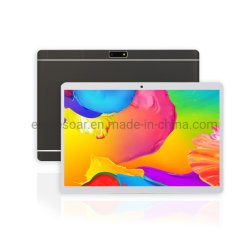 Venda por grosso de 10,1 polegadas com núcleo quádruplo duplo SIM Android Tablet PC Tablet 3G WiFi GPS, Sensor G suportado 1GB de RAM e 16 GB de armazenamento 1280*800 IPS computador tablet